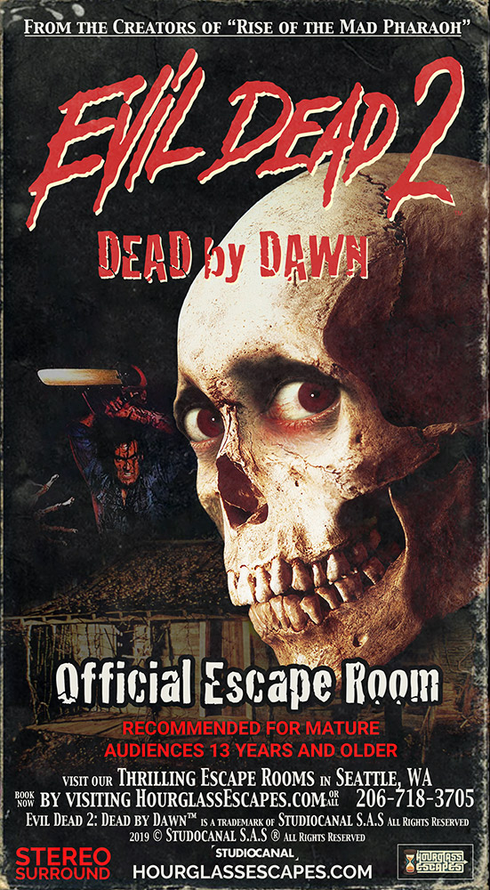 Evil Dead 2™ Escape Room Game